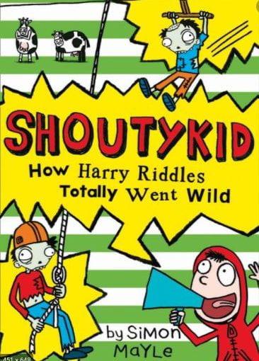 Shouty Kid
